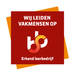 Van Riemsdijk Reklame - Het team - Erkend leerbedrijf - S-BB